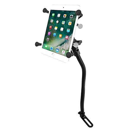 Ram Pod HD Universal No-Drill Vehicle Car Floor Mount Tablet Holder for 7