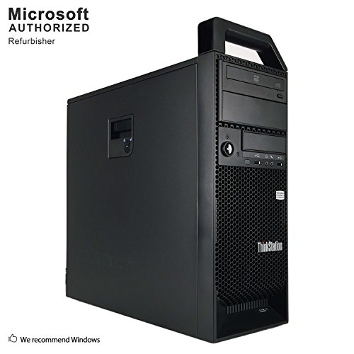 2018 Lenovo Think Station S30 Gaming TW Desktop PC, Intel Qu