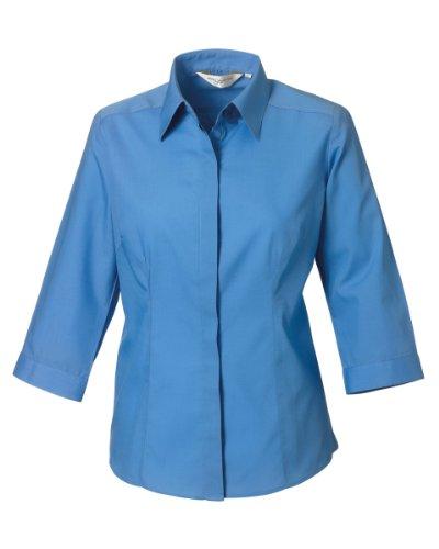 azul de corporativa mujer Blusa Absab Ltd RBHYvvx