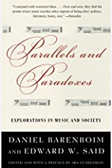 Parallels and Paradoxes: Explorations in Music and Society Kindle Edition