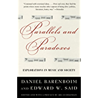 Parallels and Paradoxes: Explorations in Music and Society book cover
