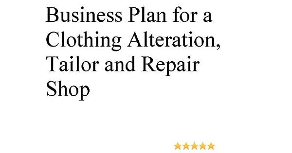 fashion business plan