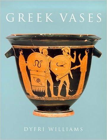 Greek Vases Amazon Dyfri Williams 9780714121383 Books