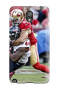 Awesome ZiCmgPs1013vniUs DavidMBernard Defender Tpu Hard Case Cover For Galaxy Note 3- 49ers Texans Nfl Football Llpaper by icecream design