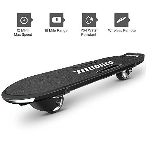 Electric Skateboard - Motorized Skateboard with Remote Control