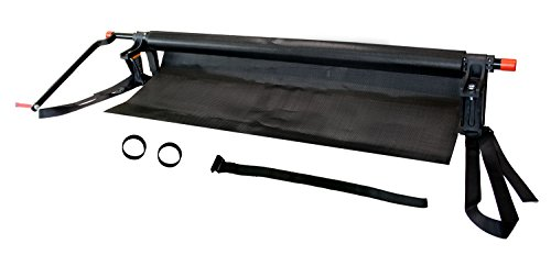 - ABN Pickup Truck Bed Unloader 2,000 lbs Capacity Cargo Mat - Fits 1/2 Ton, Compact, Step-Side Pickups with 3.75