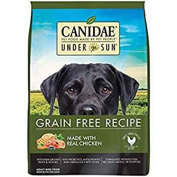 Amazon Com Canidae Pure Healthy Weight Real Chicken Amp Pea