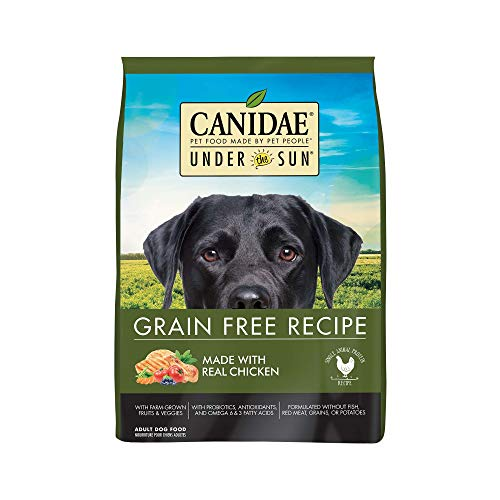CANIDAEUnder The SunGrain Free Adult Dog Food With Chicken 12lb