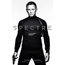 Spectre Advance A Original Movie Poster Double Sided 27x40 by Powerpostersonline