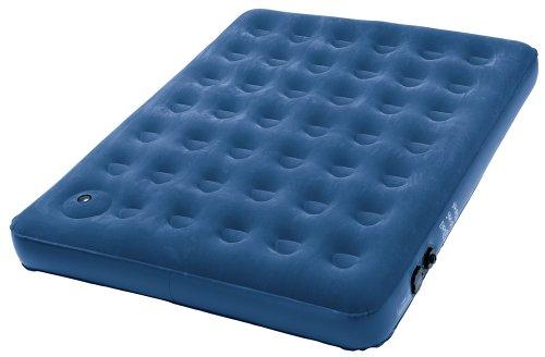 Wenzel Queen Insta-bed with Built-in Comfort Adjust Pump (Blue), Outdoor Stuffs