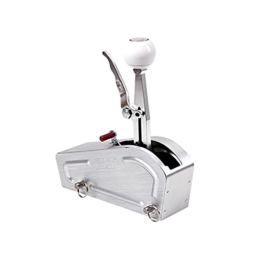 B&M 80706 Pro Stick Automatic Shifter with Cover ()