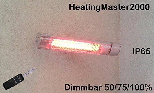 Heat Master 2 K en Juego, dos Heat Master y un fondo de pantalla trípode: Amazon.es: Jardín