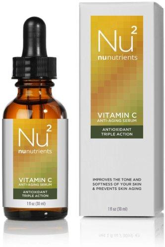 NuNutrients vitamine C Serum - Sérum anti-âge