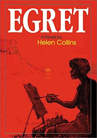 book cover of Egret