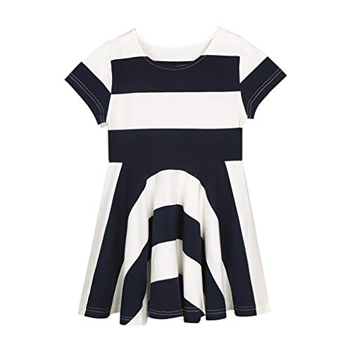 - LiLiMeng 2019 New Mommy&Me Children Kids Short Sleeve Sleeveless Striped Floral Sequin Heart-Shaped Dress Matching Family