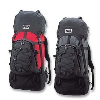 23ee6c13a8bc Amazon | モンベル(mont-bell) シャワークライムパック 50 ブラック×ブラック(BK/BK) 50L 1223413 |  登山リュック・ザック