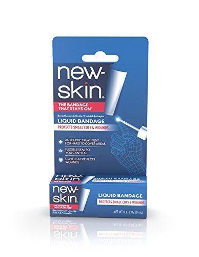 New-Skin Liquid Bandage: 0.3 oz Bottle by New-Skin