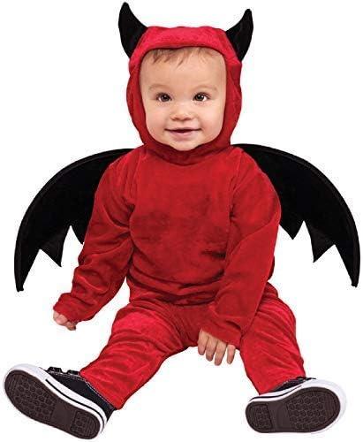 Demon costume b/éb/é 6-12 mois
