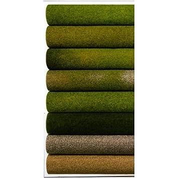 NOCH 280 - Láminas de vegetación para maquetas, Verano ...