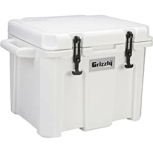 White Grizzly 60-Qt. Cooler, Model# 9831 - A Hunting Ice Box