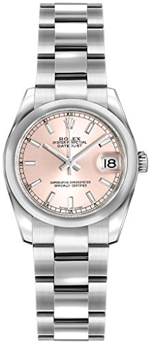 Rolex Lady-Datejust 26 179160 Pink Dial