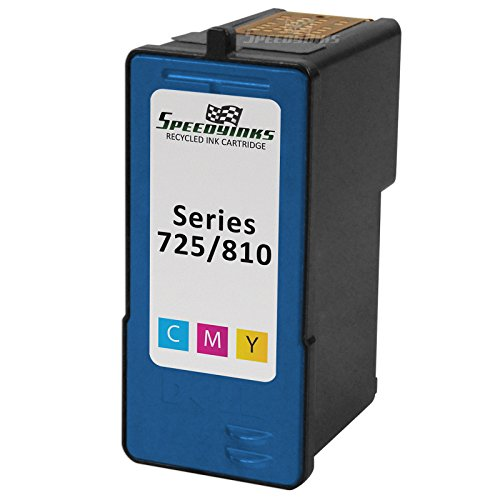 Speedy Inks - Remanufactured JF333 / PG324 Series 6 Color Ink Cartridge for Dell Photo (Dell Jf333 Colour)