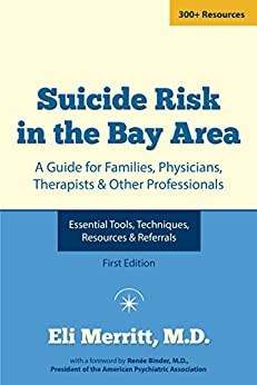 Suicide Risk in the Bay Area: A Guide for Families, Physicians, Therapists, and Other Professionals by [Merritt M.D., Eli]