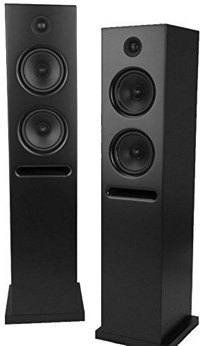 Epos k2 K-series Floorstanding loudspeakers-ブラックペア B00SU1ZVJG