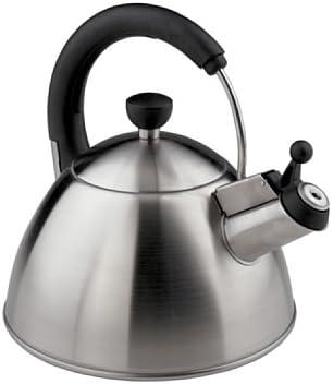 Cafetera Pava Silvante De Acero Inoxidable 2,5 litros: Amazon.es ...