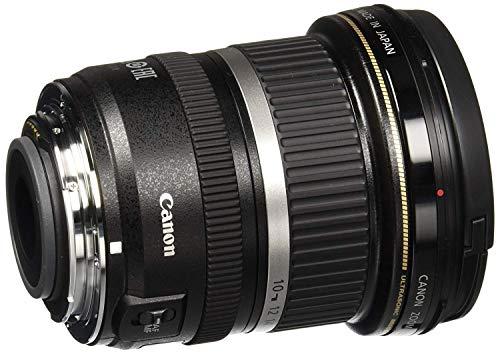 Canon EF-S 10-22mm f/3.5-4.5 USM SLR Lens for EOS Digital SLRs – White Box(Bulk Packaging)