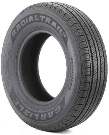 Carlisle Radial Trail HD Trailer Tire 225//75R15