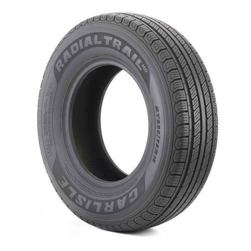 Carlisle Radial Trail HD Trailer Tire - 205/75R15 6H04591