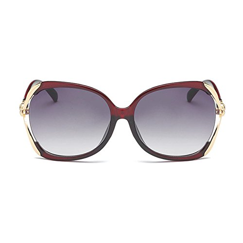Aoligei Dame de tête Fashion lunettes de soleil lunettes de soleil B
