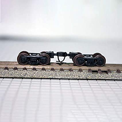 ECLENYES 1//160 N Scale Train Railway Scene Decoration Sand Table Catenary Model