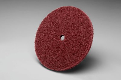 3M (HS-DC) High Strength Disc, 3 in x 1/4 in A MED [You are purchasing the Min order quantity which is 200 Disc's] by 3M
