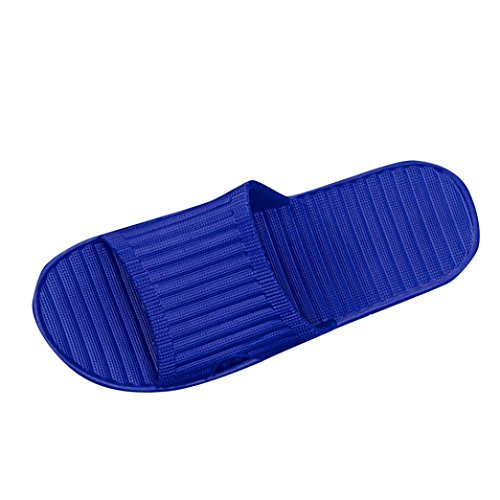Inkach Heren Slippers Sandalen - Mode Badslippers Slippers Sandalen Casual Platte Strandschoenen Blauw