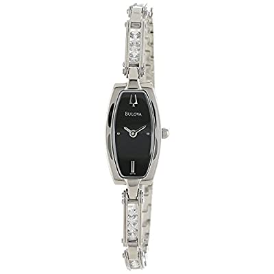 Bulova Women's 96T15 Crystal Watch