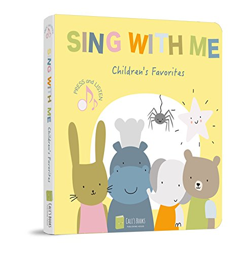 Rhymes Sing Nursery - SING WITH ME Children's Favorites SOUND BOOK