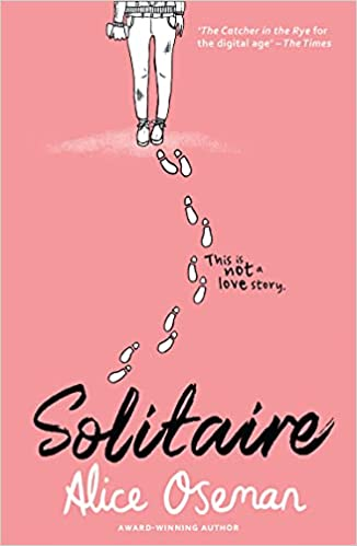Solitaire: From the YA Prize winning author : Oseman, Alice: Amazon.co.uk:  Books