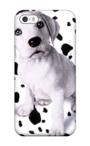 High Quality Addfree Dalmatian Skin Case Cover Specially Designed For Iphone - 5/5s