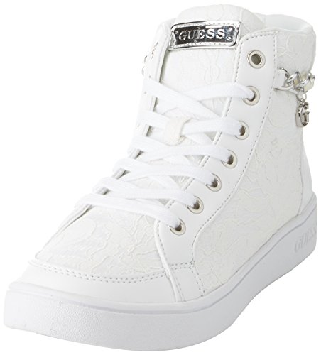 Guess Damen Footwear Active Lady Hohe Sneaker Bianco (bianco)