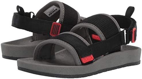 carters Boys Tango Mesh Sandal with Double Adjustable Straps Black 7 M US Toddler