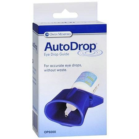 Owen Mumford Autodrop Eye Drop Guide - 2PC