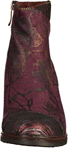 Laura Vita Damen Alizee 06 Stiefel Violett(Wine)