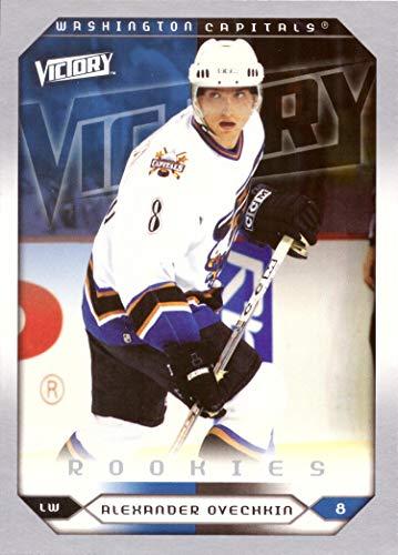 2005-06 Upper Deck Victory Hockey #264 Alexander (Alex) Ovechkin Rookie Card