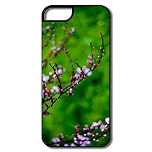 Cartoon Pink Buds Bokeh IPhone 5/5s Case For Her