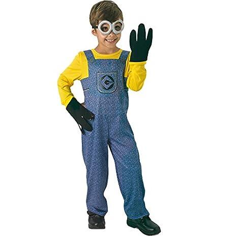 3c28faa51ab4 Generique - Costume Da Bambino Minion 5 A 7 Anni: Amazon.it: Giochi ...
