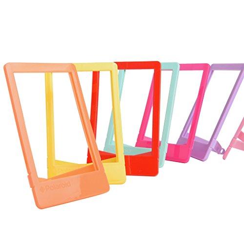 polaroid 10 colorful 2x3� mini photo picture frames for