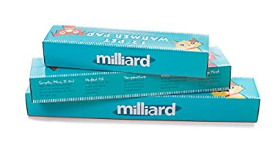 Milliard Pressure Sensitive Auto On/Off Pet Bed Warmer