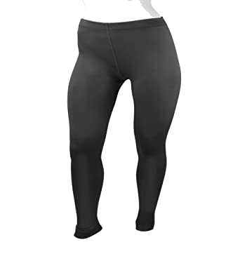 558d3504629a8d AERO|TECH|DESIGNS ATD Plus Women's Stretch Fleece Compression Tights - Made  in The